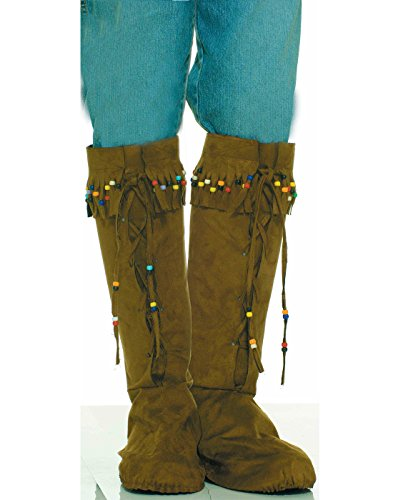 Forum Hippie Beaded Boot Tops Adult (Beaded Tops Boot)