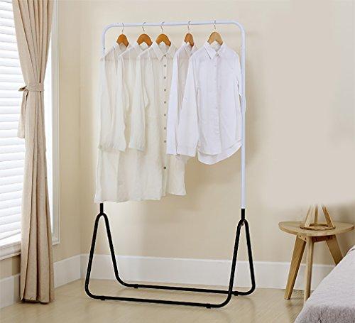 Trockengestelle Außenbalkon-Trockengestelle Einzel-Bar Economy-Stil Garderoben