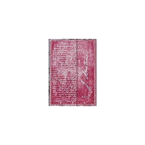 Agenda 2017Jane Austen Persuasion Paperblanks Midi Weekly Horizontal cm 13x 18in English Weekly