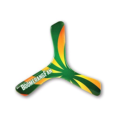 Unbekannt Boomerangfan boomerangfanstorm-l 22,5cm Storm Linkshänder Boomerang