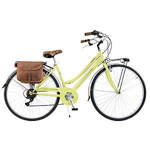 Via Veneto by Canellini Bicicletta Bici Citybike CTB Donna Vintage Retro Via Veneto Acciaio