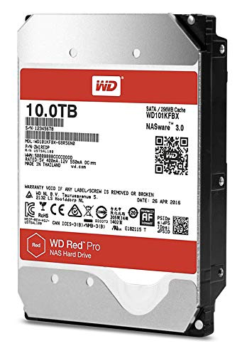 Western Digital   10TB HDD  | 0740617270891