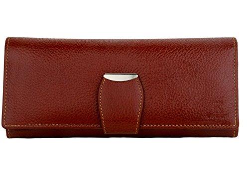 k london brown womens wallet K London Brown womens Wallet 410Wwun5xML