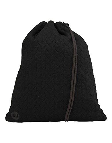 Mi-Pac Premium Kit Bag String Tasche für das Fitness-Studio, 37 cm, Liter, Schwarz Jersey Studio Kit Bag