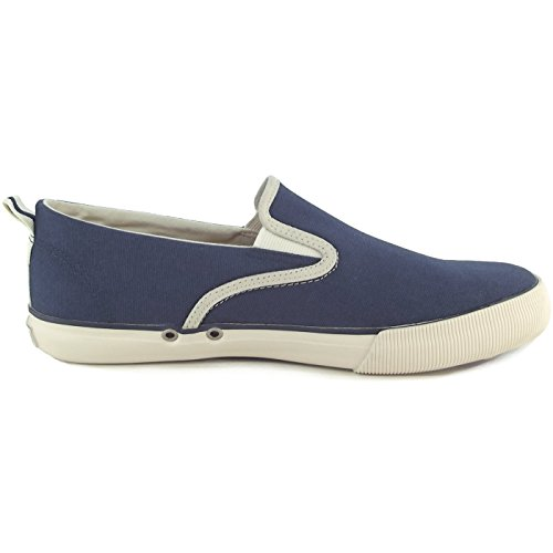 Sperry Cadet Canvas, Slip-on sneakers homme Navy
