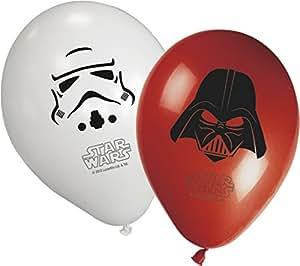 lot de 8 ballons star wars