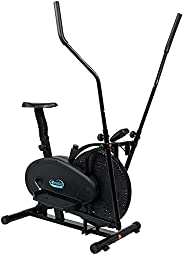 SKY LAND Basic 2 in 1 Orbitrac Elliptical Bike - Black EM-1501