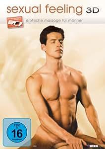 Sexual Feeling 3D - Erotische Massage für Männer (+ 3D-Brille)