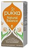 My review of Pukka Herbs Digestif - Natural Balance (Inc: Seaweed, Green tea & Cinnamon) 60 Caps