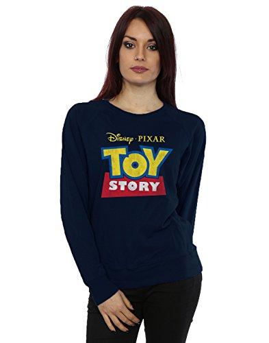 Disney Femme Toy Story Logo Sweat-Shirt Foncé