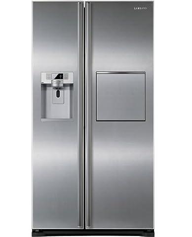 Samsung RSG5PUSL frigo américain - frigos américains (Autonome, Argent, Américain,