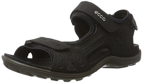 ECCO Damen All Terrain LITE Outdoor Fitnessschuhe, Schwarz (1BLACK), 40 EU