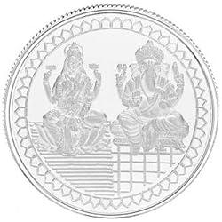 Gitanjali 10 grams 24k (999) Silver Precious Coin