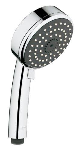 Grohe Vitalio Comfort 100 | Brause- und Duschsysteme - Handbrause | mit 3 Strahlarten | 26092000