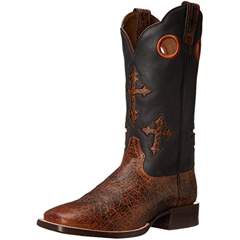 Ariat Ariat Ariat - Chaussures Ranchero Professional Western Hommes, 46 M EU, Adobe Clay/Black - B00NULV2EO - 09788a
