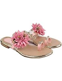 DD DARLING DEALS Women's Fashion Sandal