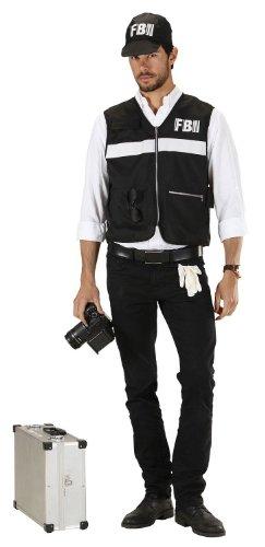 Imagen de widmann 7587s  disfraz de policía para hombre talla xl  alternativa