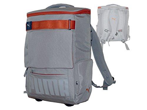 28936d5b3 Puma Nest Backpack Equipster y mochila Funcional Para El Ocio, uso diario,  Oficina, bolsa de viaje & Sport gris aprox. 48 x 33 x