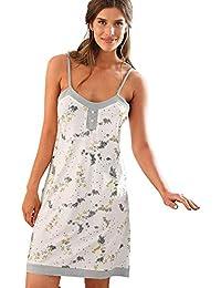 97c108bbf334 VENCA Camisón Finos Tirantes Regulables Mujer by Vencastyle - 023780