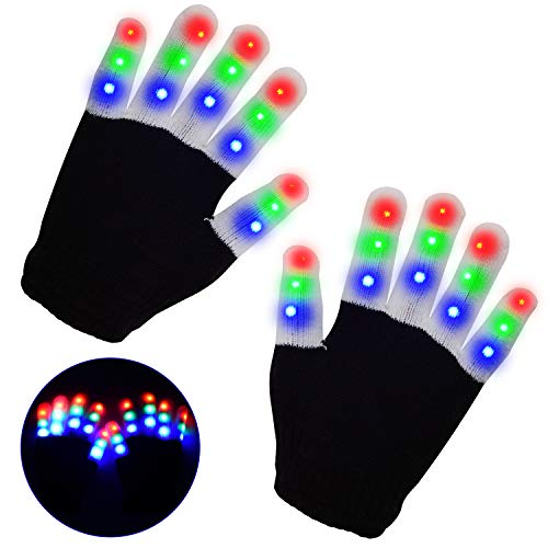 Charlemain Guantes LED
