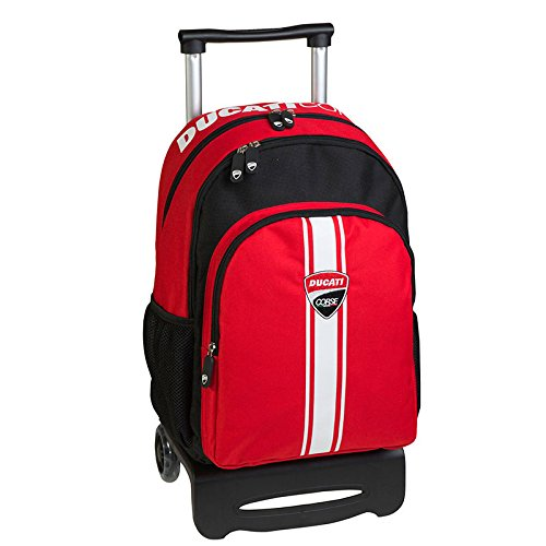 ducati rucksack Rucksack, double school backpack DUCATI CORSE by DIS2