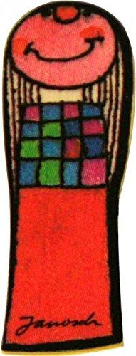 Janosch Buchstaben Holzbuchstaben I ca. 6cm