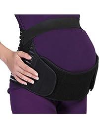 Maternity Belt - NEOtech Care Brand - Pregnancy Support - Waist/Back/Abdomen Band, Belly Brace - Black, Beige or White Colour