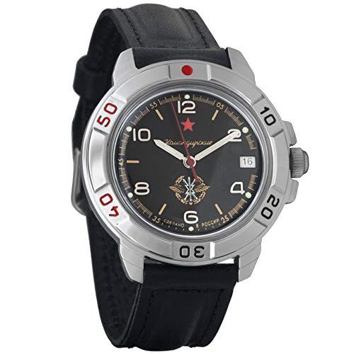 Vostok komandirskie 2414431296Russo militare orologio meccanico