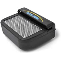 Mini climatiseur écologique de puissance solaire pour la voiture facile à installer Ventilation fraîche de climatiseur de voiture de ventilateur d'évent