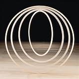 Gymnastikreifen, aus Holz (Stück)