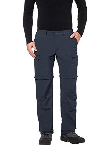 Vaude Herren Men's Farley ZO Pants IV Hose, Eclipse, 56/XXL-Short Preisvergleich