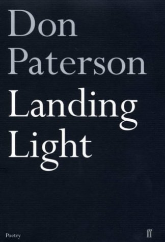 Don Paterson | poetryarchive org