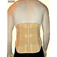 Tonus Lendenwirbelbandage, extra fest, große Rückenfläche, herausnehmbare Stahl-Streben, elastische Seitenbänder preisvergleich bei billige-tabletten.eu