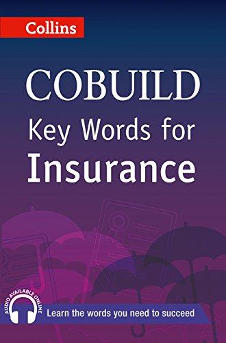 Key Words for Insurance: B1+ (Collins COBUILD Key Words) por Collins UK