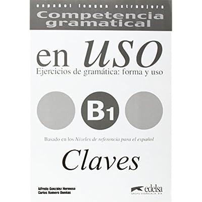 Competencia Gramatical En Uso B1 Claves Pdf Download Matejazikmund