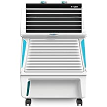 Symphony Touch 20-Litre Air Cooler (White)