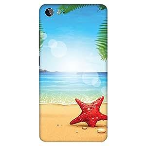 Mobo Monkey Designer Printed Back Case Cover for Lenovo ZUK Z2 :: Lenovo Zuk Z2 Plus (Beach :: Scenery :: Nature :: Island :: Landscape)