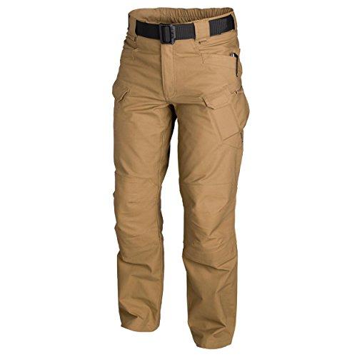 Helikon-Tex Urban Tactical Pants Ripstop Coyote, Braun, XXL/Long