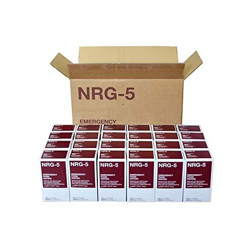 NRG-5 Langzeitnahrung, Notverpfl...