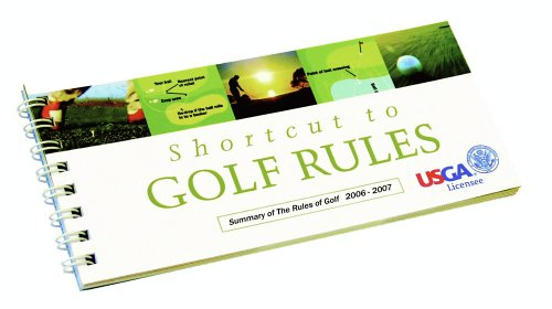 Shortcut to Golf Rules: Summary of the Rules of Golf 2006-2007 por Fredrik Ostberg