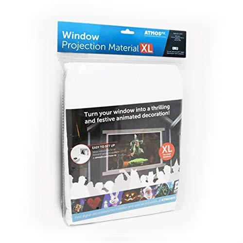 AtmosFX Fensterprojektionsmaterial XL