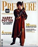 Telecharger Livres PREMIERE No 1 du 01 11 2002 SPECIAL SORCELERIE HARRY POTTER ET LA CHAMBRE DES SECRETS 30 PHOTOS DU FILM (PDF,EPUB,MOBI) gratuits en Francaise
