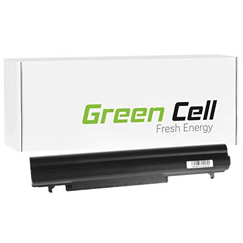 Green Cell® Extended Serie A41-K56 Laptop Akku für Asus K56 K56C K56CA K56CB K56CM R505 S56 S56C (8 Zellen 4400mAh 14.8V Schwarz)