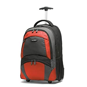 Samsonite Wheeled Backpack from Samsonite Corporation