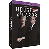 HOUSE OF CARDS - INTEGRALE SAISONS 1 A 3-12 DVD REPACKAGE