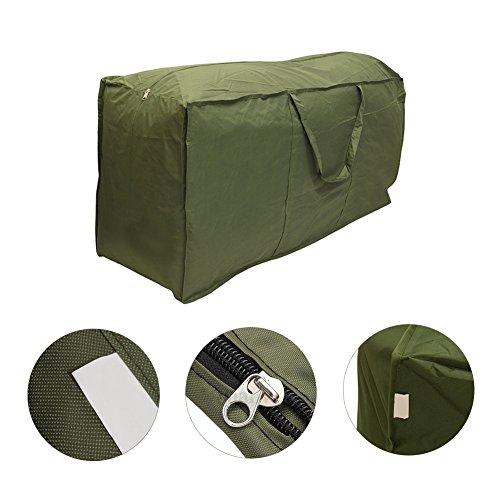 Patio-Möbel Kissen, Aufbewahrungstasche, wasserdicht leicht Carry Handtasche für Outdoor Garten Kissen Pad