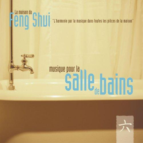 Feng shui: musique pour la salle de bains