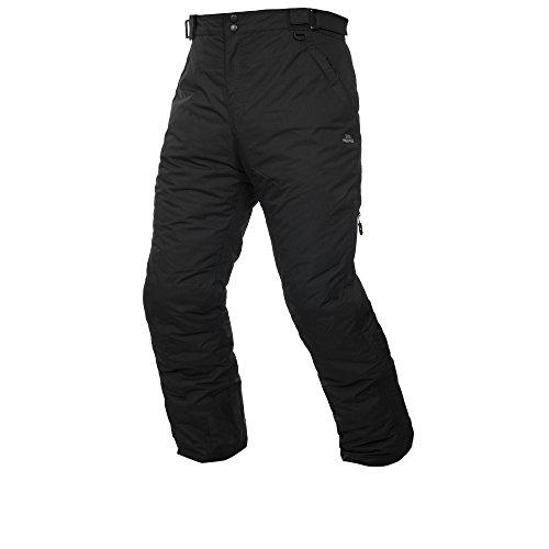 Trespass - Pantalones de Esquí Modelo Bezzy hombre caballero (XXL/Negro)