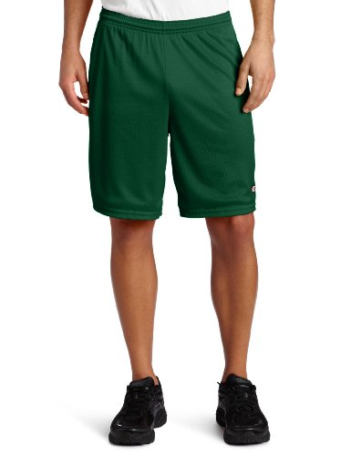 champion-herren-lang-mesh-shorts-mit-taschen-gr-medium-athletic-dark-green