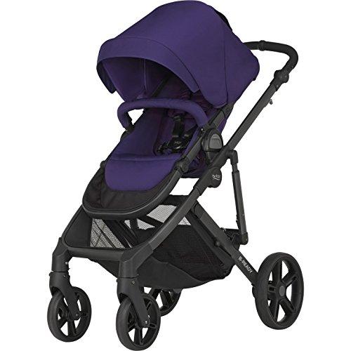 Britax B-READY Kombi-Kinderwagen, Kollektion 2018, Mineral purple